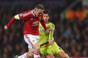 Rooney terminó la sequía del Man U con un golazo en Champions