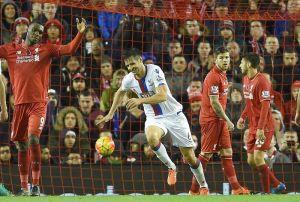 Crystal Palace le propina su primer revés a Klopp en el Liverpool