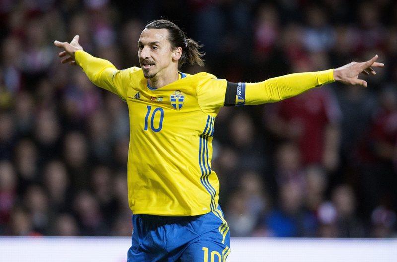 Zlatan, un emblema sueco en el fútbol mundial.
