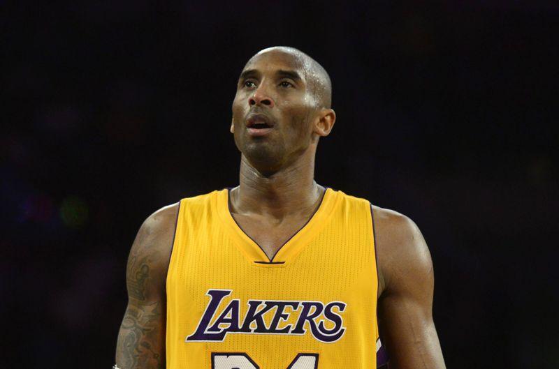 Amigos, colegas y famosos desean lo mejor a Kobe Bryant