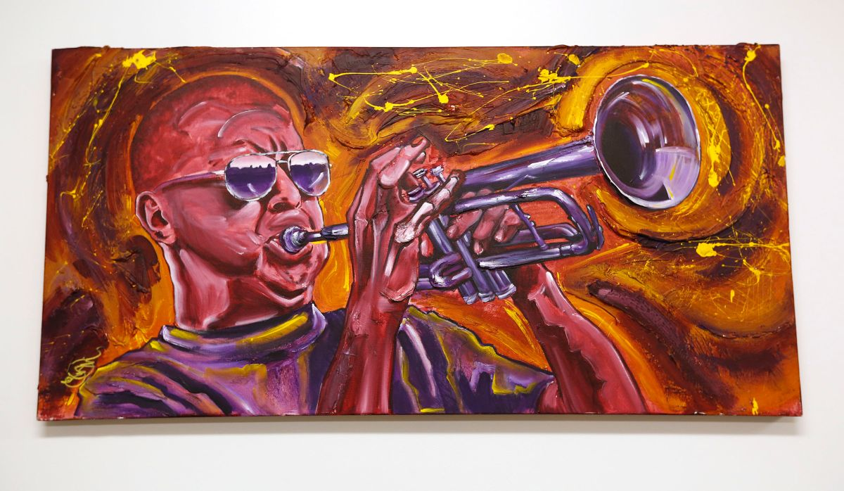 El color y las expresiones es lo que caracterizan a estas obras que dan vida a los artistas desconocidos de nuestros barrios.
