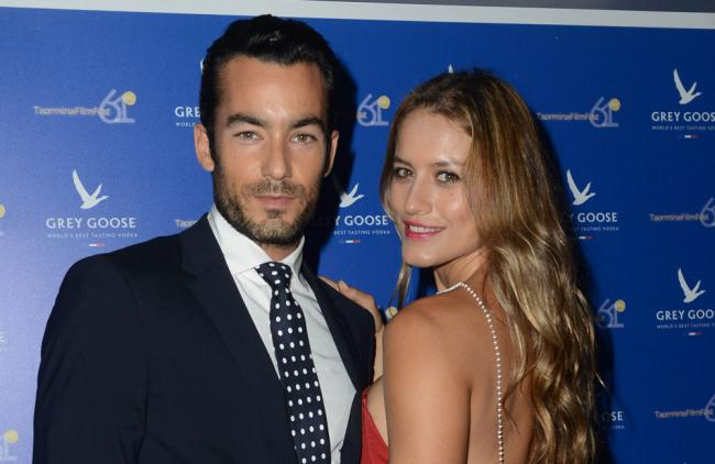 Aarón Díaz y Lola Ponce viven un amor de telenovela