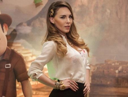 Lupillo Rivera parece estar en problemas con Belinda, la cantante habló con Despierta América