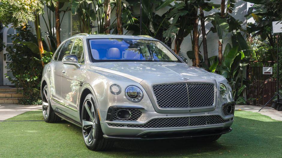 El primer SUV de Bentley ya tiene una edición especial