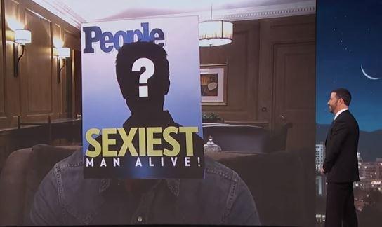 Anoche se dio a conocer la noticia en el programa de Jimmy Kimmel a través de un juego de adivinanzas