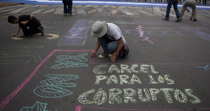 Si la corrupción fuera una industria, sería la tercera más grande del mundo
