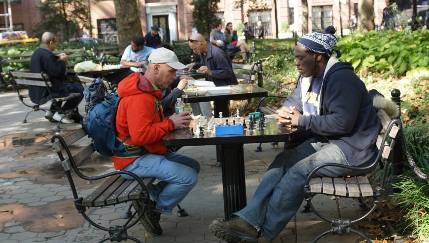Fotos nuestros barrios / Washington Square
