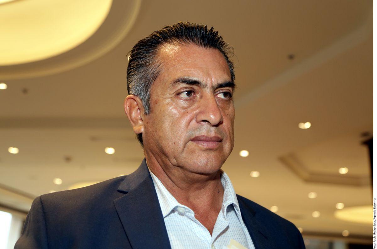 """""""El Bronco"""" insiste en encarcelar al exgobernador de Nuevo León"""