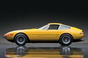 Este Ferrari Daytona estuvo abandonado y empolvado por casi 40 años