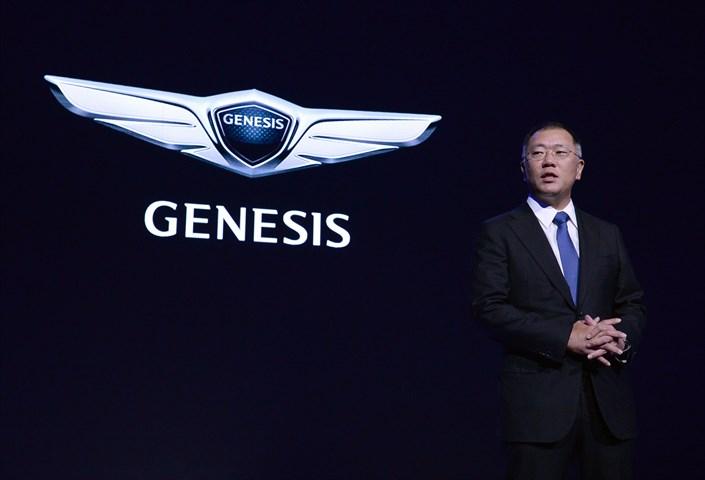 Euisun Chung, vicepresidente de Hyundai Motor Co.