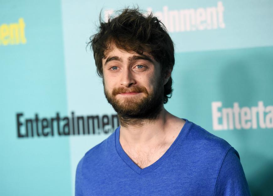 Daniel Radcliffe se refugiaba en el alcohol para desconectarse de la fama