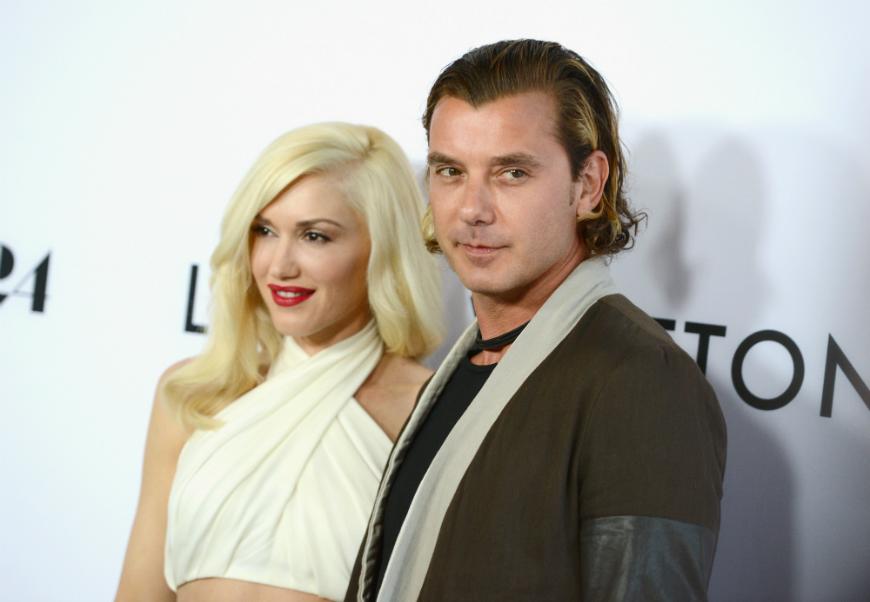 Se rumorea que Gavin Rossdale tuvo una relación de tres años con la nana de la familia.
