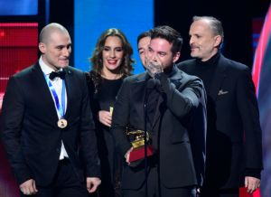 Los ganadores de los Latin Grammy