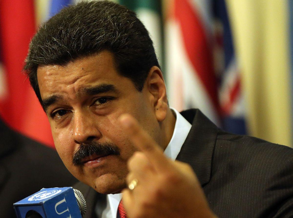 Nicolás Maduro, presidentre de Venezuela.