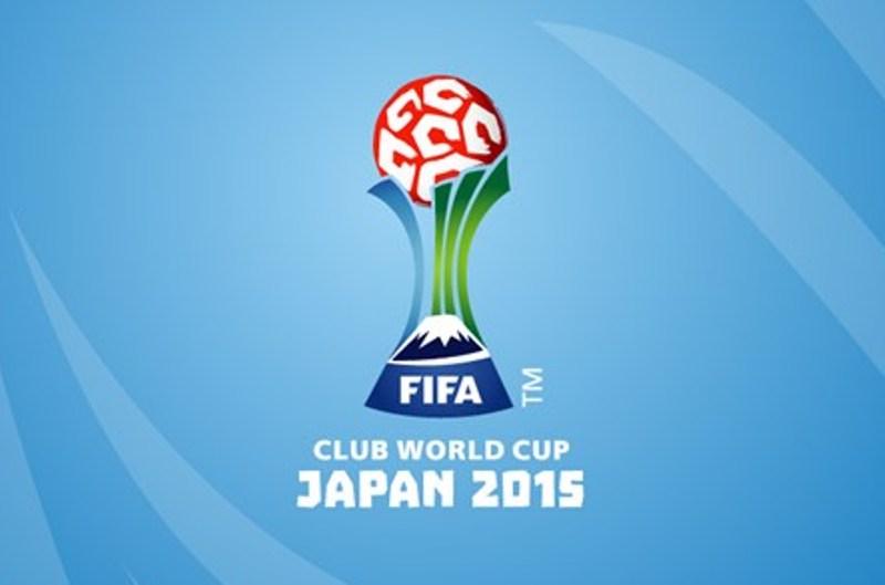 El Logo oficial del Mundial de Clubes Japón 2015.