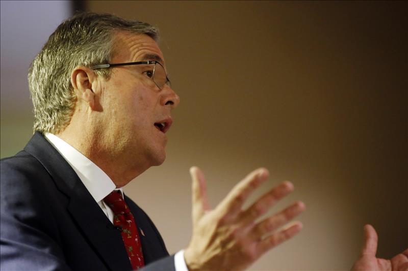 Jeb Bush asegura que desconocía estrategia de sus asesores contra Marco Rubio