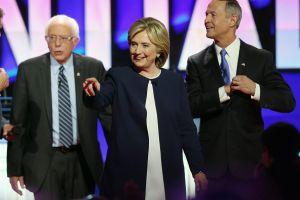 Hillary estará en el centro de la diana en el debate de este sábado
