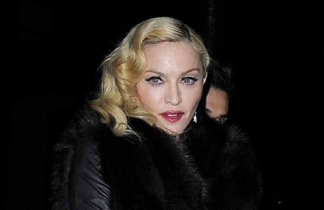 La tierna foto de Madonna junto a sus seis hijos en su fiesta de cumpleaños