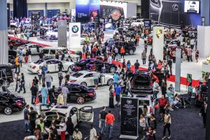 Arrancan los auto shows a todo motor