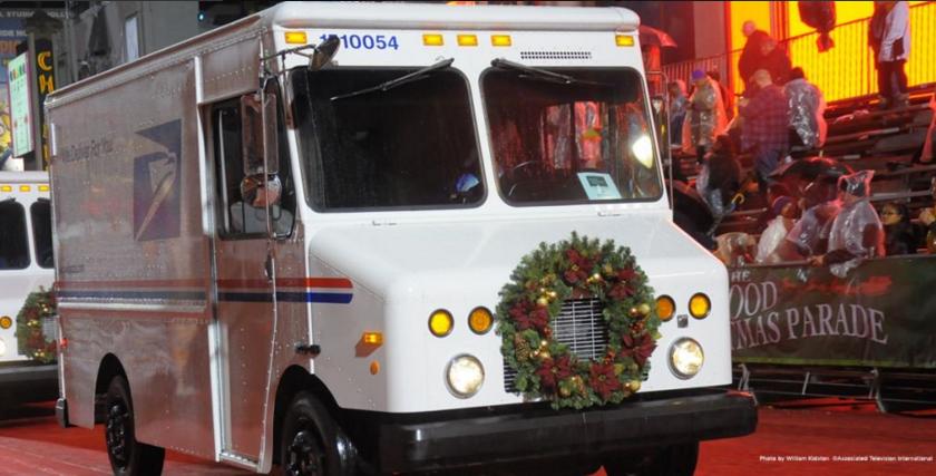 Durante esta temporada navideña, el USPS necesita de tu ayuda.
