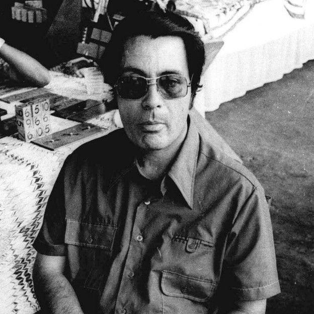 Jim Jones fue el fundador del Templo del Pueblo que en 1975 se mudó a Guyana.