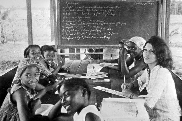 En Jonestown se realizaron varias actividades donde se hablaba de igualdad económica y racial