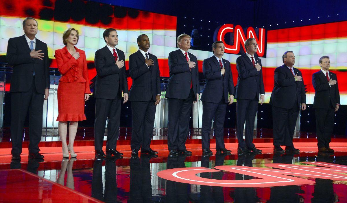 """Republicanos pelean por ser """"los más duros"""" en declarar guerra al terrorismo de ISIS"""