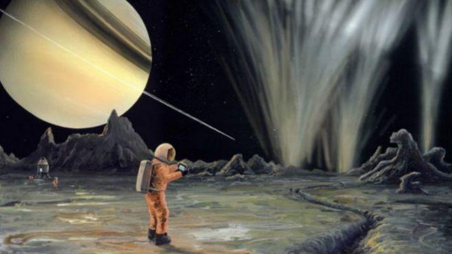 El mejor lugar para encontrar vida más allá de la Tierra no es Marte