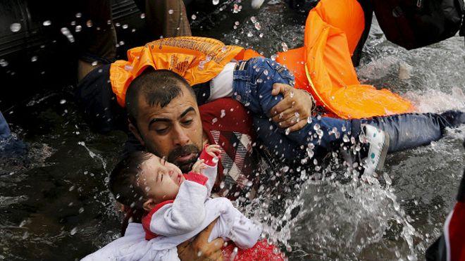 """""""Refugiado"""": la palabra del 2015 en español"""