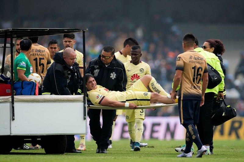 La polémica sigue: ¿Güemez se fracturó o lo fracturaron?