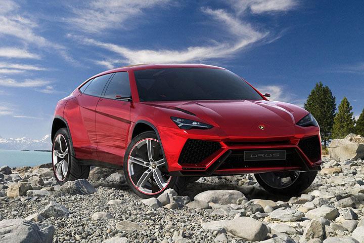 Es posible que veamos  la versión de producción del Lamborghini URUS en Ginebra.