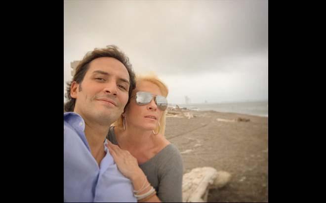 ¡Yuri y su marido celebraron 20 años de puro amor!