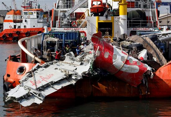 Los accidentes aéreos más trágicos de los últimos años