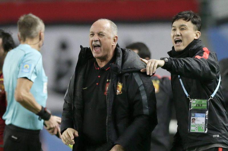Scolari cree que le puede ganar al Barcelona