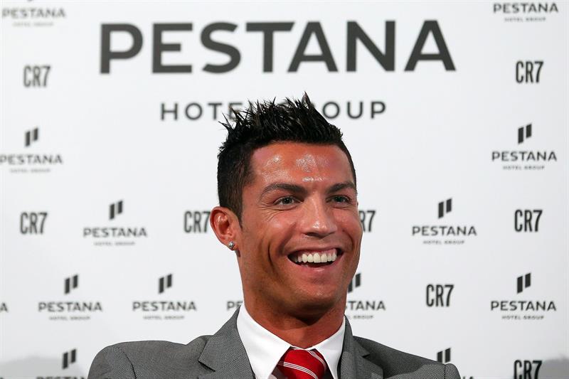 Cristiano Ronaldo entra al negocio de la hotelería