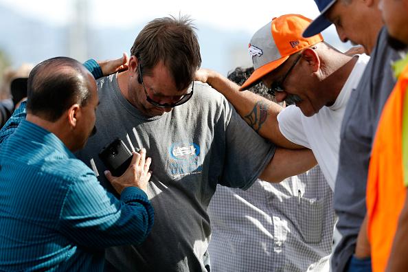 Más de $230 mil para las víctimas de la masacre en San Bernardino