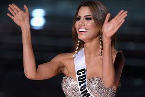 Miss Colombia manda conmovedor mensaje a sus seguidores