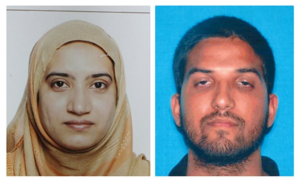 Masacre en San Bernardino: ¿Pistoleros iban por judío?