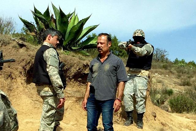 Al cine llegará… 'El Chapo' Guzmán en unos meses y en cuatro partes