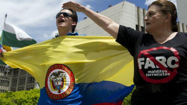 El gobierno dijo que someterá los acuerdos de paz a un plebiscito, aunque Márquez le resta importancia a ese proceso.