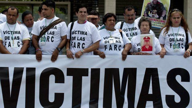 Iván Márquez reitera que las FARC no son las únicas que han causado víctimas en el conflicto armado de Colombia.