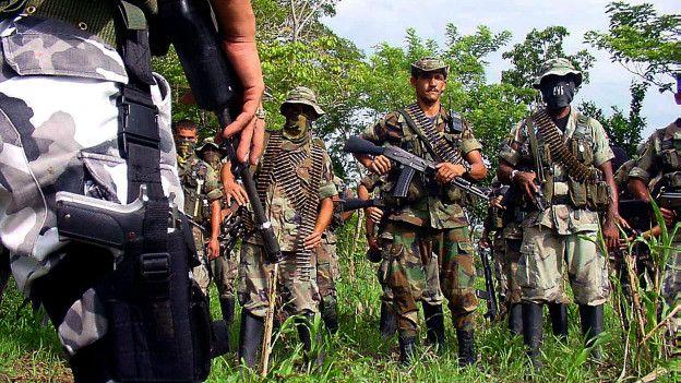 Para las FARC, el problema del paramilitarismo debe ser resuelto en el marco de los acuerdos de paz, dice Márquez.