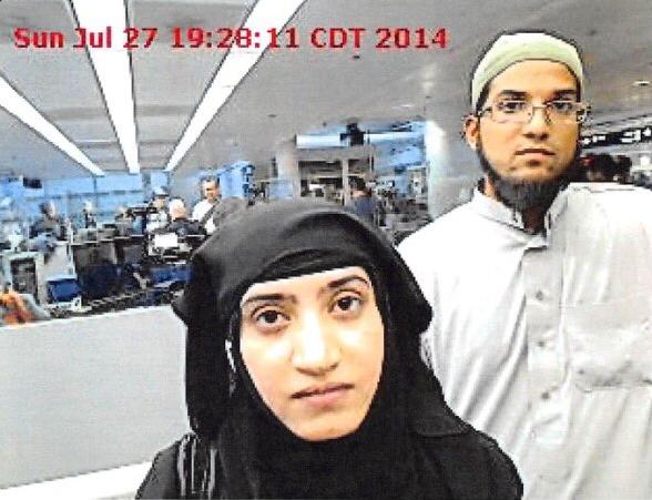 FBI sin pruebas de si atacantes de San Bernardino son de grupo terrorista