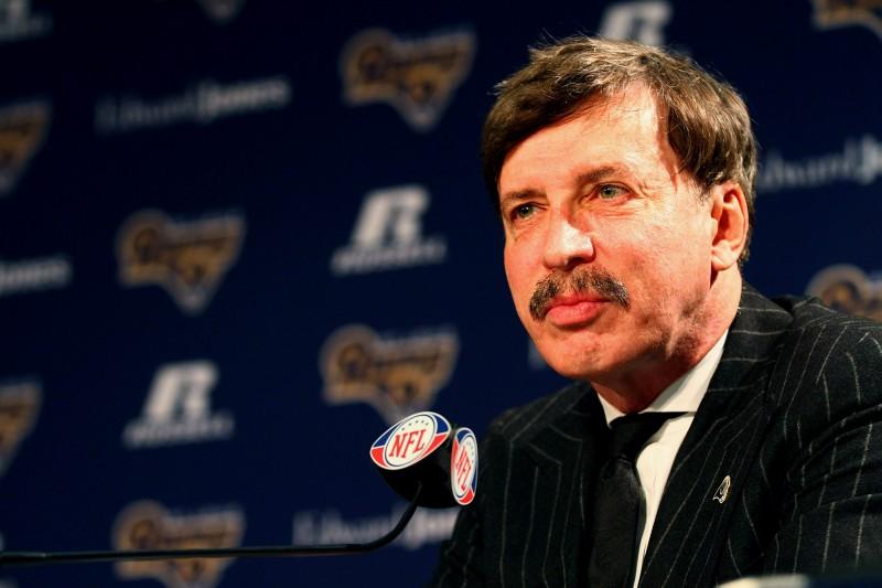 Stan Kroenke, dueño de los Rams de San Luis, hizo una interesante propuesta el miércoles para que la NFL pudiera tener dos franquicias en Inglewood.