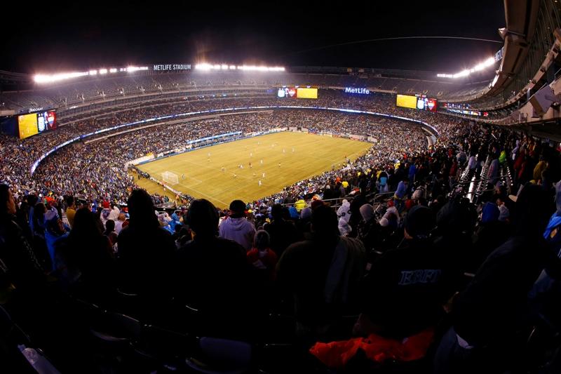 La final de la Copa América Centenario será en el MetLife Stadium