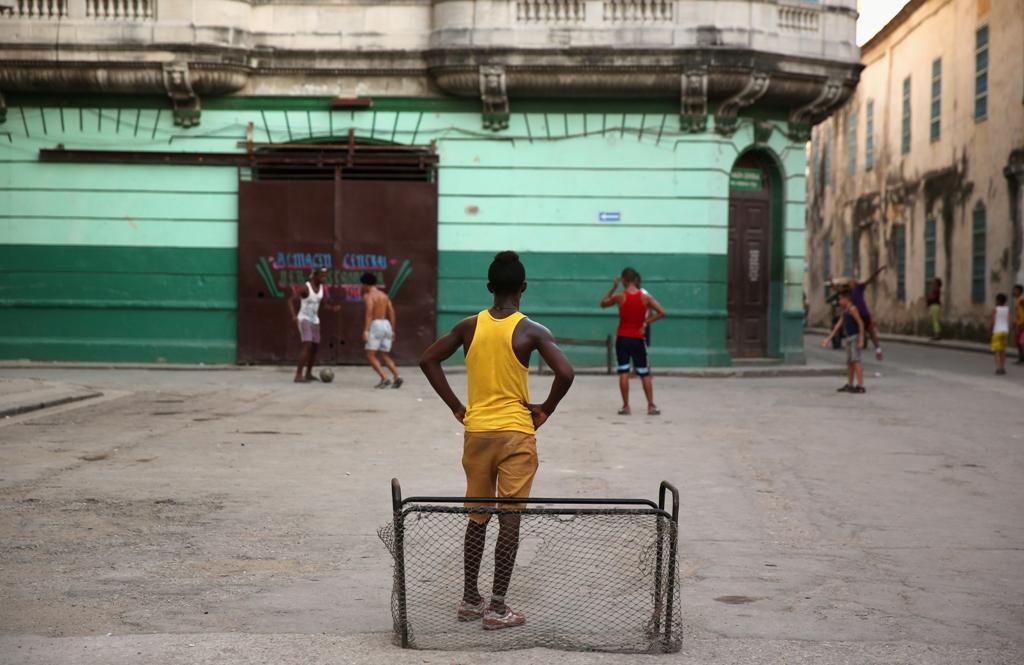 El Real Madrid quiere sumar a su proyecto a niños cubanos