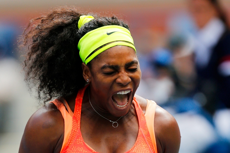 Serena, la reina.