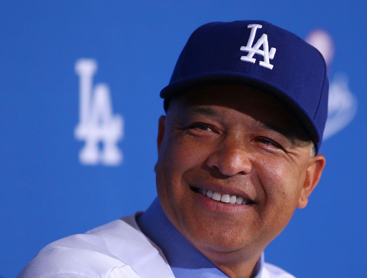 Dave Roberts, el nuevo manager de los Dodgers, cautiva con su energía y optimismo