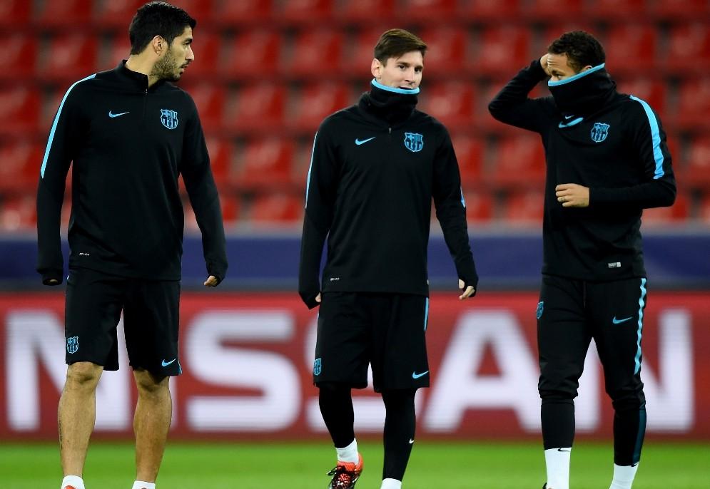 Barcelona con su tridente a la Final: Messi y Neymar volverán contra River