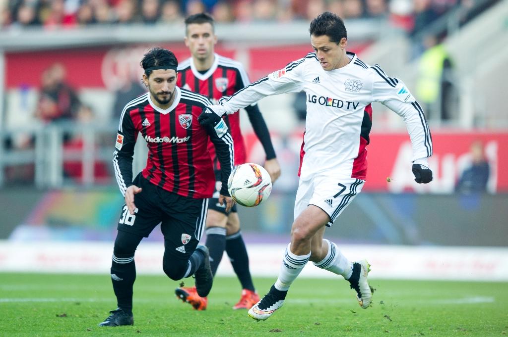 """Chicharito: """"No tengo en la cabeza ser el goleador de la Bundesliga"""""""
